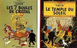 Les Sept boules de cristal et Le Temple du Soleil